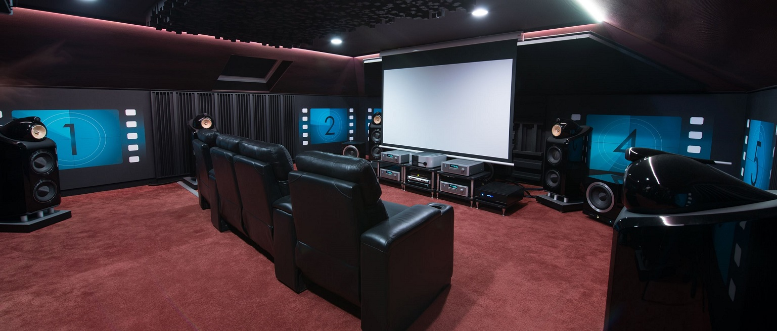 Home Cinema Modules